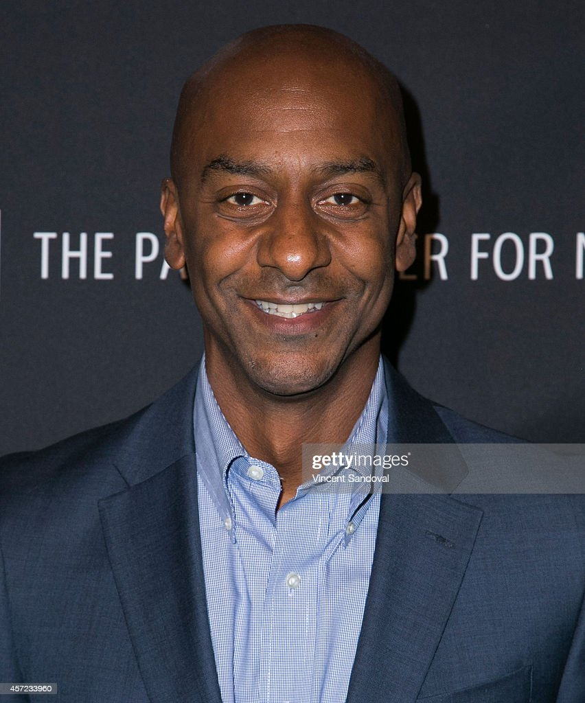 Stephen G Hill attends The Paley Center for Media Presents an Evening with 'Real Husbands of Hollywood' at The Paley Center for Media on October 14...