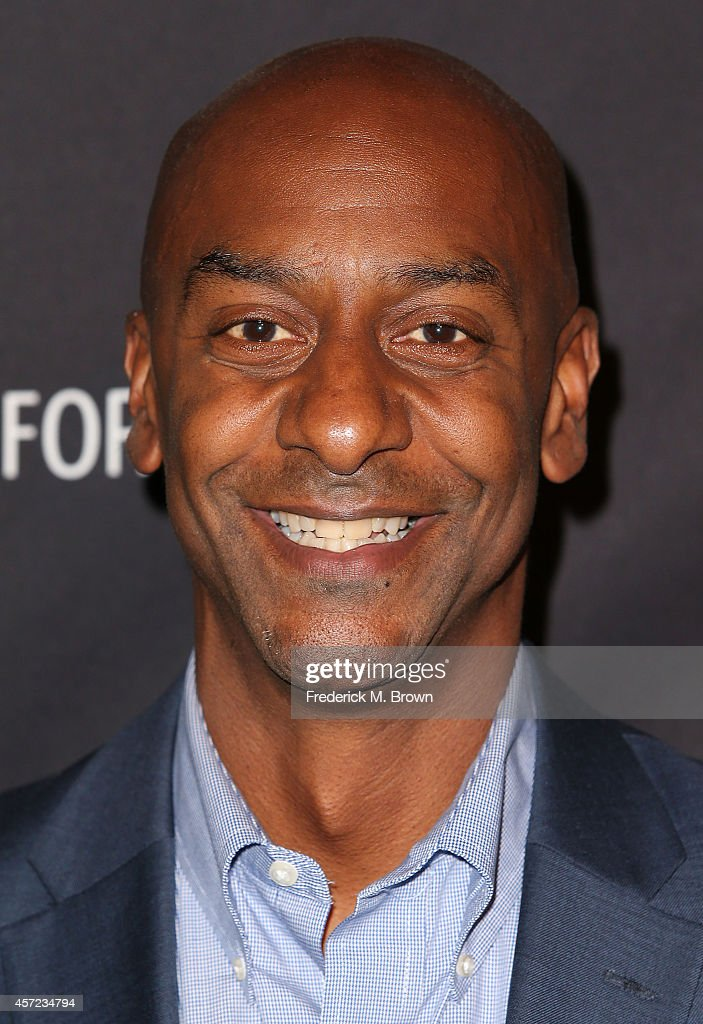 Stephen G Hill/President of Music Programming and Specials/BET Networks attends The Paley Center for Media Presents 'An Evening with Real Husbands of...