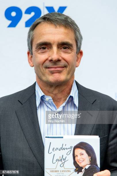 Stephen Galloway attends Sherry Lansing In Conversation With Michael Douglas Stephen Galloway at 92nd Street Y on April 28 2017 in New York City
