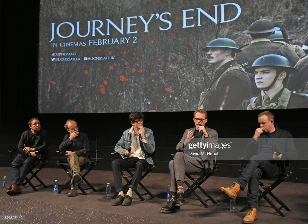 """""""Journey's End"""" Special Screening"""