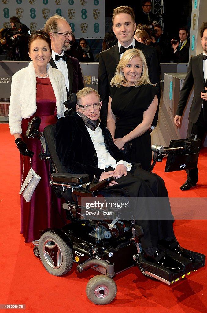 Stephen Hawking and fa...