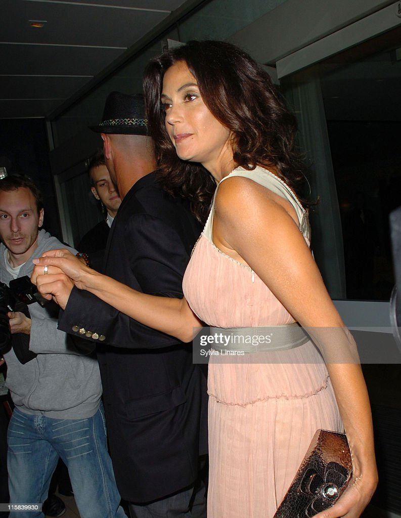 Teri Hatcher Sighting at the Sanderson Hotel in London - June 4, 2007