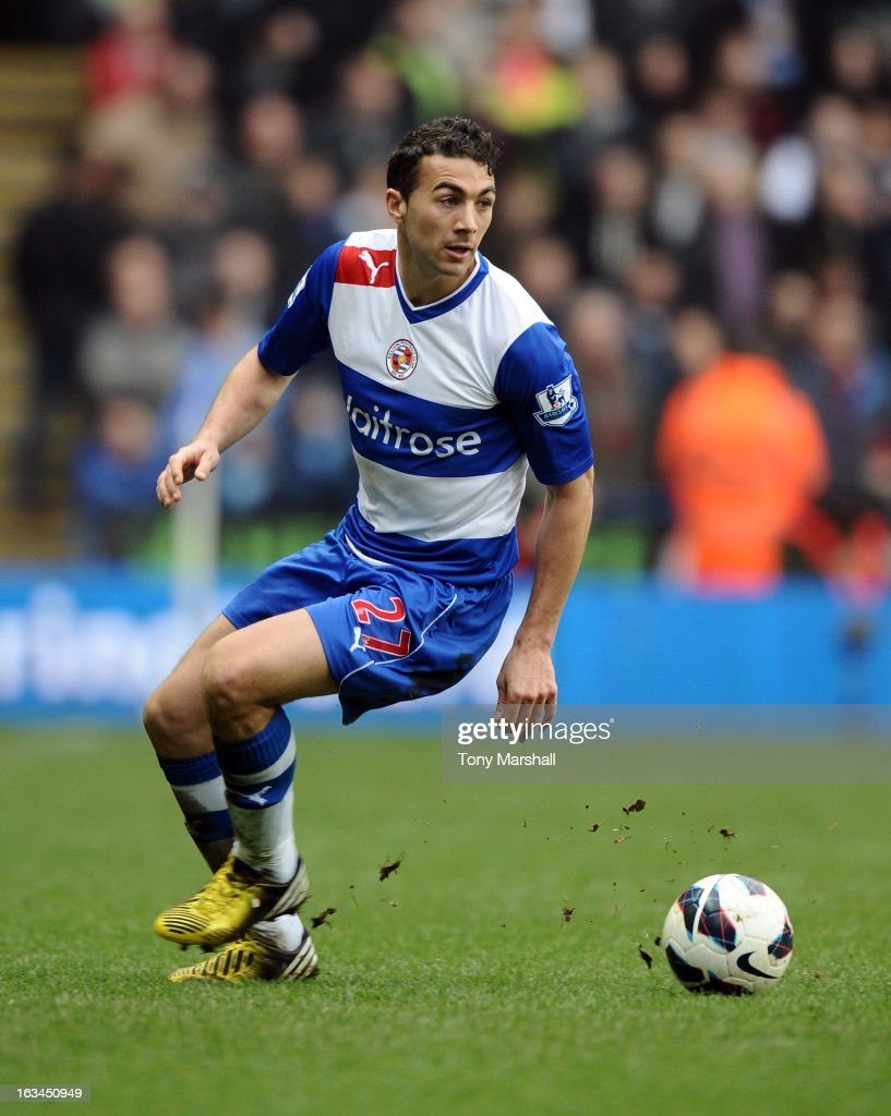 Reading v Aston Villa - Premier League