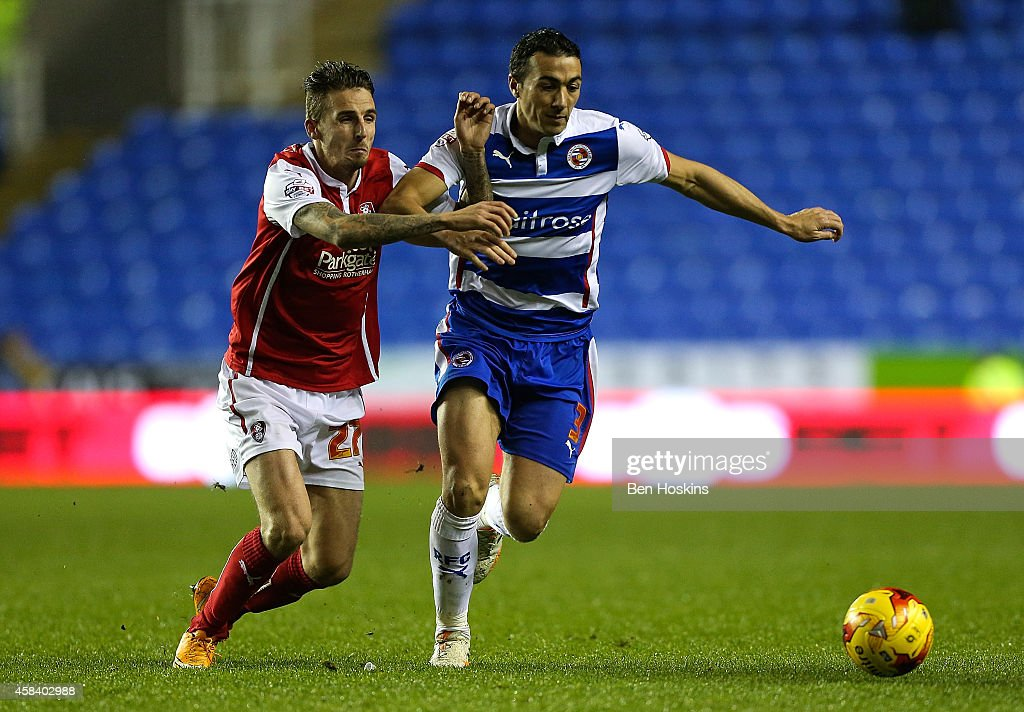 Reading v Rotherham United - Sky Bet Championship