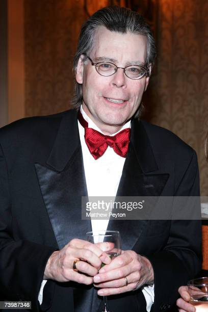Stephen King attends the Mystery Writers Of America Edgar Allen Poe Awards honoring the best in mystery fiction nonfiction television and film at the...