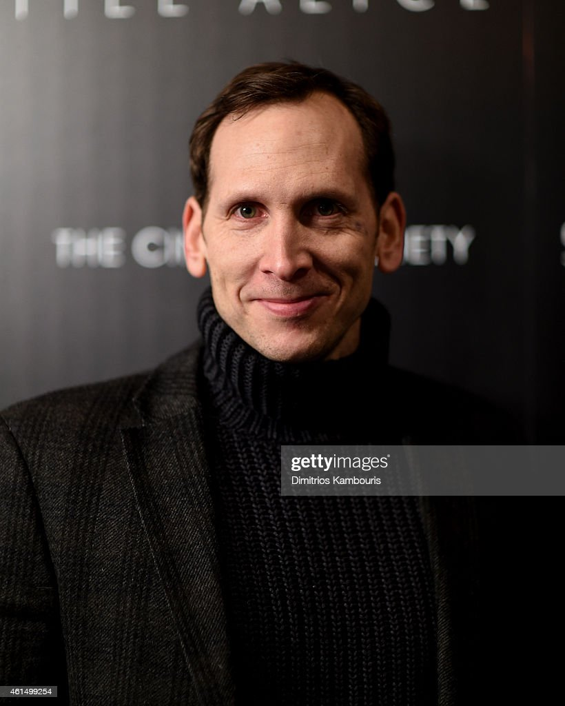 Stephen Kunken attends The Cinema Society with Montblanc and Dom Perignon screening of Sony Pictures Classics' 'Still Alice' at Landmark's Sunshine Cinema on January 13, 2015 in New York City.