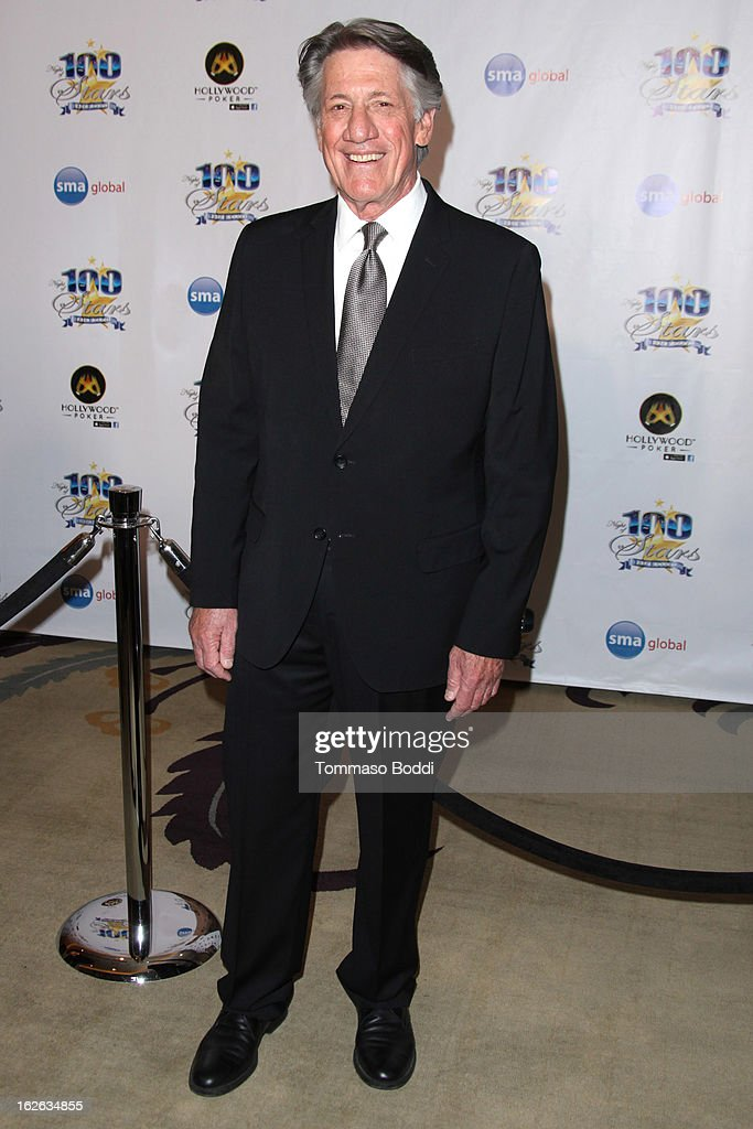 Stephen Macht attends the 23rd annual Night Of 100 Stars black tie dinner viewing gala held at the Beverly Hills Hotel on February 24, 2013 in Beverly Hills, California.