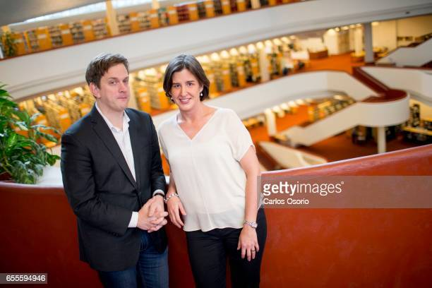 TORONTO ON FEBRUARY 10 Stephen Marche wrote a book The Unmade Bed which his wife Sarah Fulford had a part in F