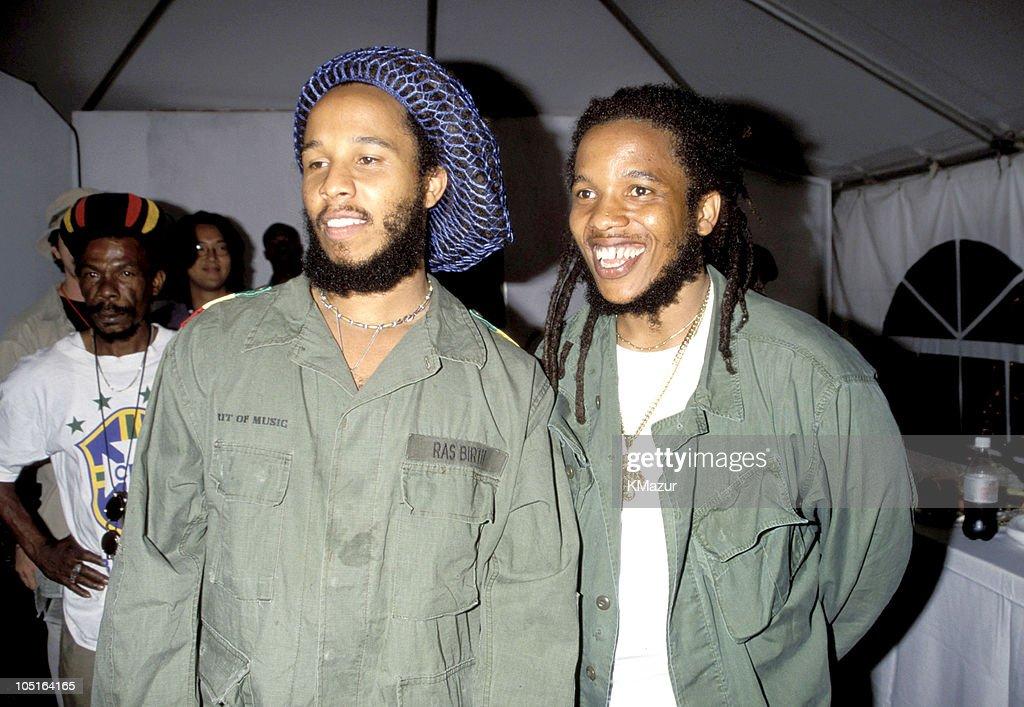 TNT Bob Marley All Star Tribute