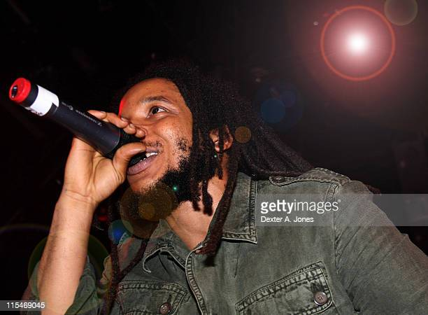 Stephen Marley during Stephen Marley in Concert at Toads Place March 21 2007 at Toads Place in New Haven Connecticut United States