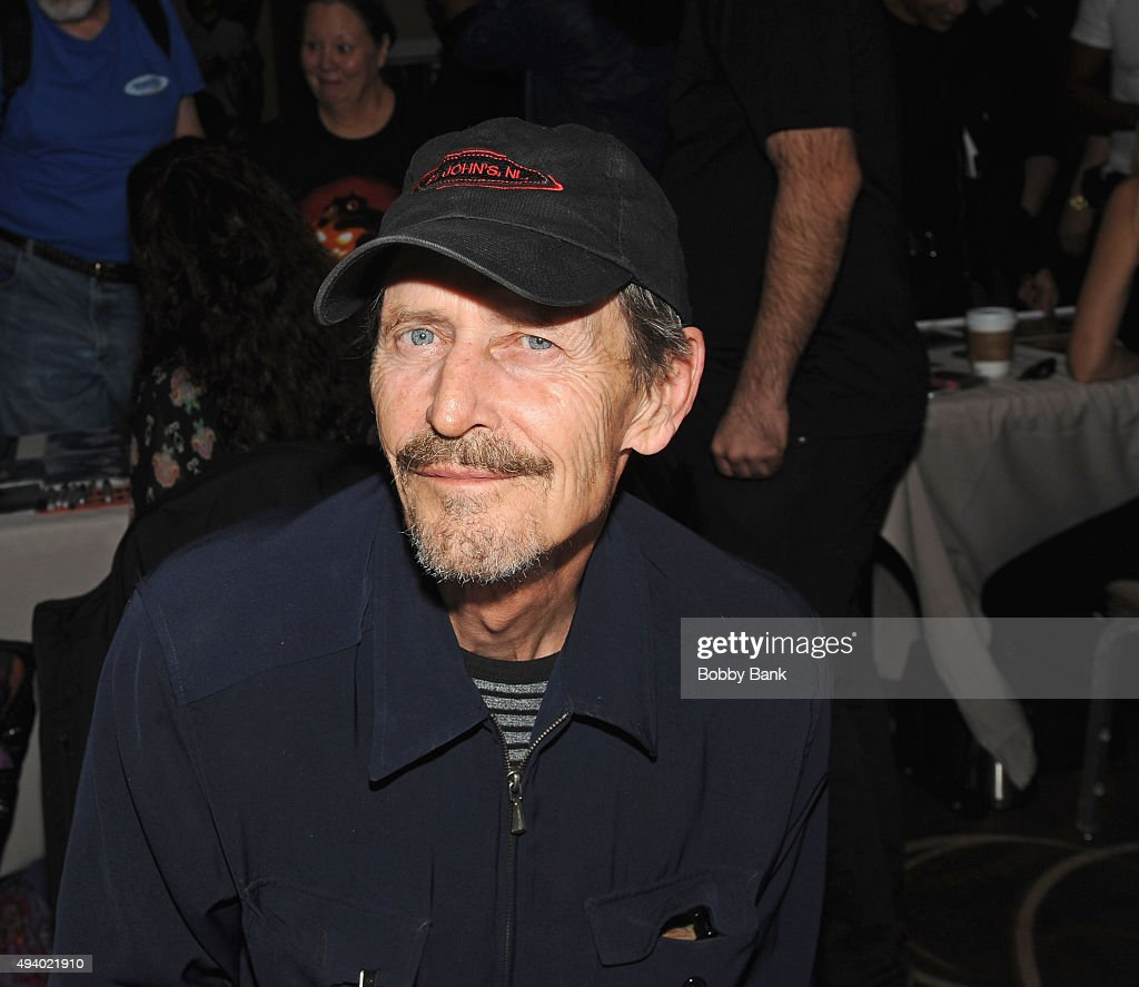Stephen McHattie attends Day 1 of the Chiller Theatre Expo at Sheraton Parsippany Hotel on October 23, 2015 in Parsippany, New Jersey.