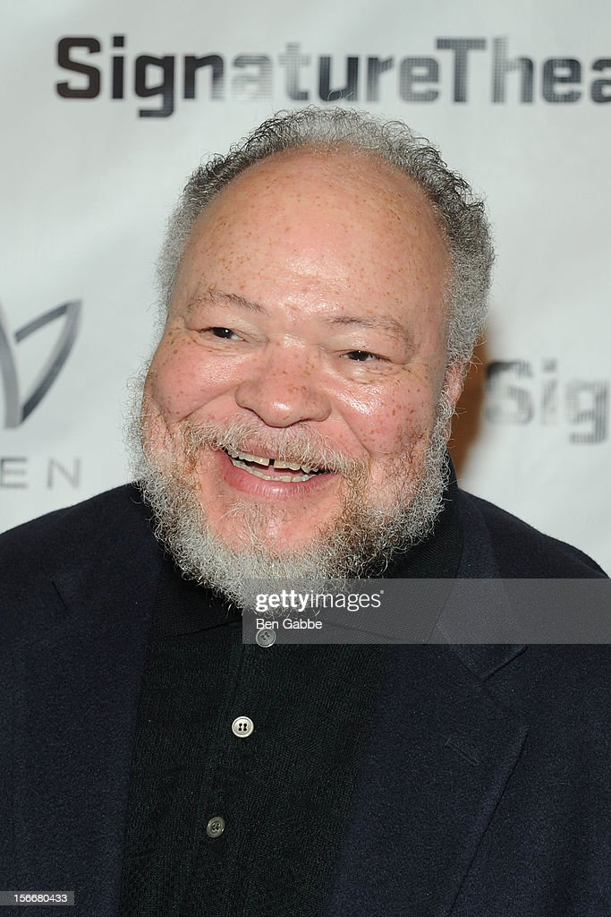Stephen McKinley Henderson attends 'The Piano Lesson' Opening Night Party at Signature Theater Company's Peter Norton Space on November 18, 2012 in New York City.