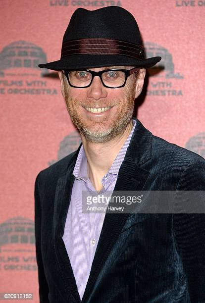 Stephen Merchant attends Jurassic Park Live at the Royal Albert Hall on November 3 2016 in London England