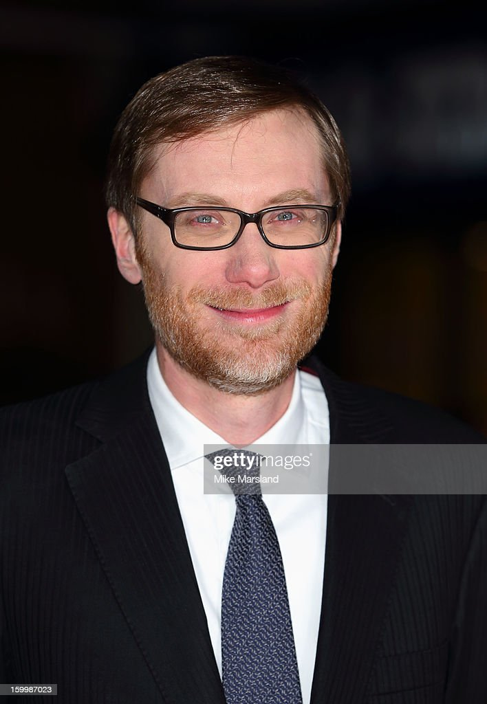 <a gi-track='captionPersonalityLinkClicked' href=/galleries/search?phrase=Stephen+Merchant&family=editorial&specificpeople=646779 ng-click='$event.stopPropagation()'>Stephen Merchant</a> attends the UK Premiere of 'I Give It A Year' at Vue West End on January 24, 2013 in London, England.