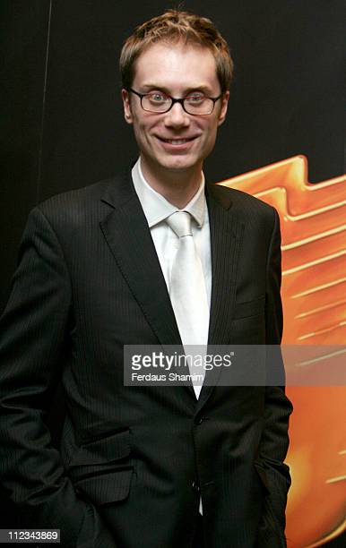 Stephen Merchant during RTS Programme Awards 2007 Inside Arrivals at Grosvenor House in London Great Britain