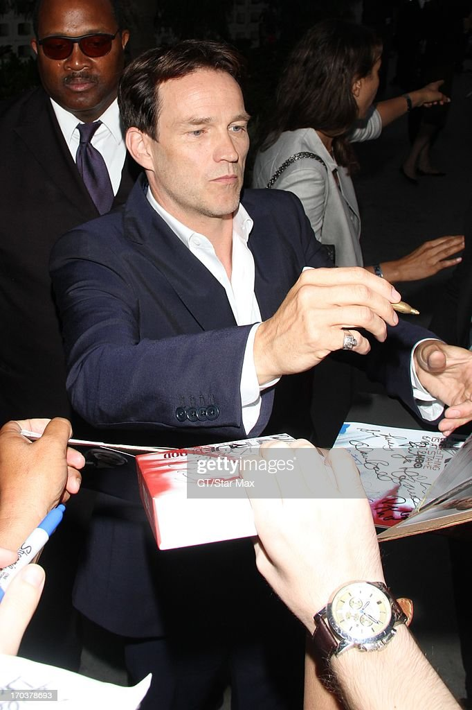 <a gi-track='captionPersonalityLinkClicked' href=/galleries/search?phrase=Stephen+Moyer&family=editorial&specificpeople=4323688 ng-click='$event.stopPropagation()'>Stephen Moyer</a> as seen on June 11, 2013 in Los Angeles, California.