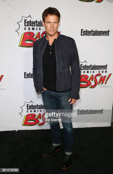 Stephen Moyer at Entertainment Weekly's annual ComicCon party in celebration of ComicCon 2017 at Float at Hard Rock Hotel San Diego on July 22 2017...