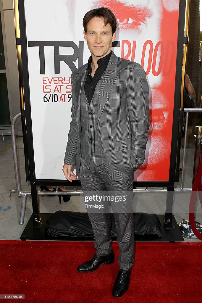 <a gi-track='captionPersonalityLinkClicked' href=/galleries/search?phrase=Stephen+Moyer&family=editorial&specificpeople=4323688 ng-click='$event.stopPropagation()'>Stephen Moyer</a> attends the Direct TV Winners At HBO's Season 5 Premiere Of 'True Blood' at ArcLight Cinemas Cinerama Dome on May 30, 2012 in Hollywood, California.
