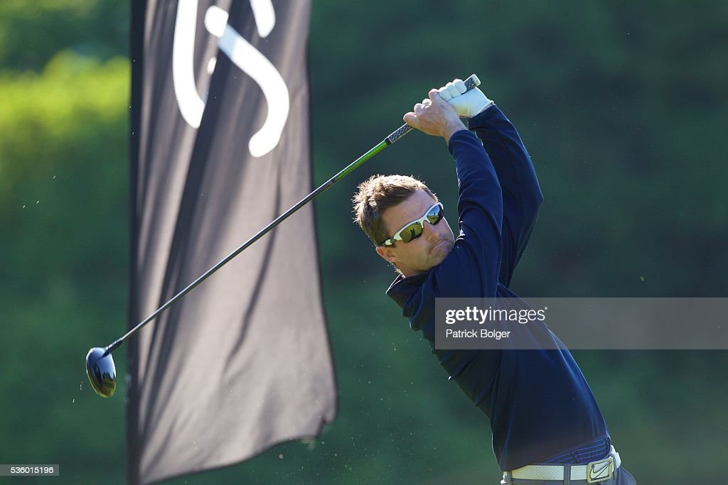 Stephen O'Rourke (Tramore Golf Club) at Carton House Golf Club on May 31, 2016 in Maynooth, Ireland.