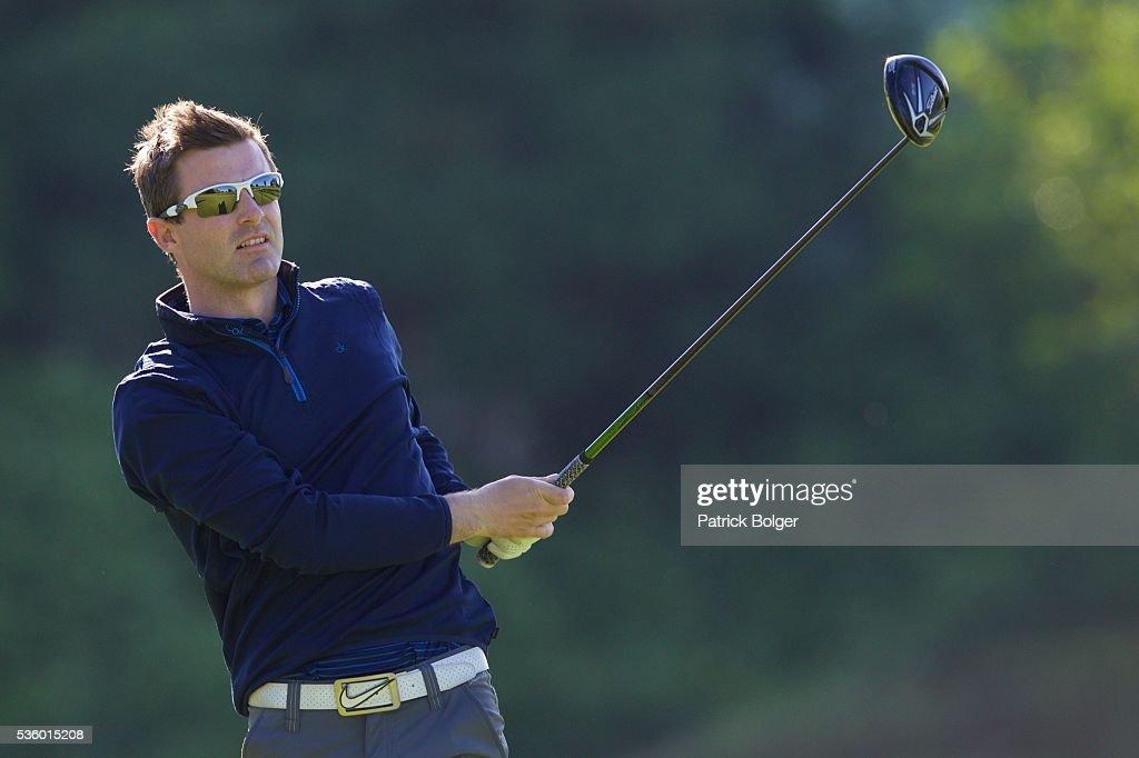 Stephen O'Rourke (Tremor Golf Club) at Carton House Golf Club on May 31, 2016 in Maynooth, Ireland.