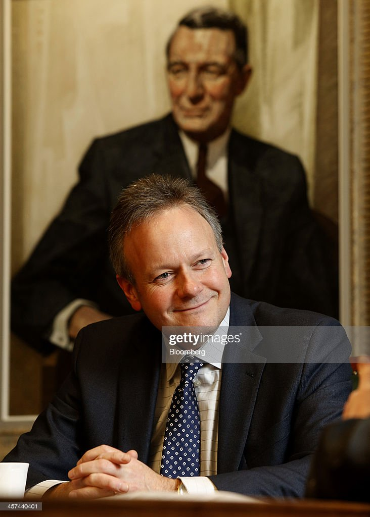 Bank of Canada Governor Stephen Poloz Interview