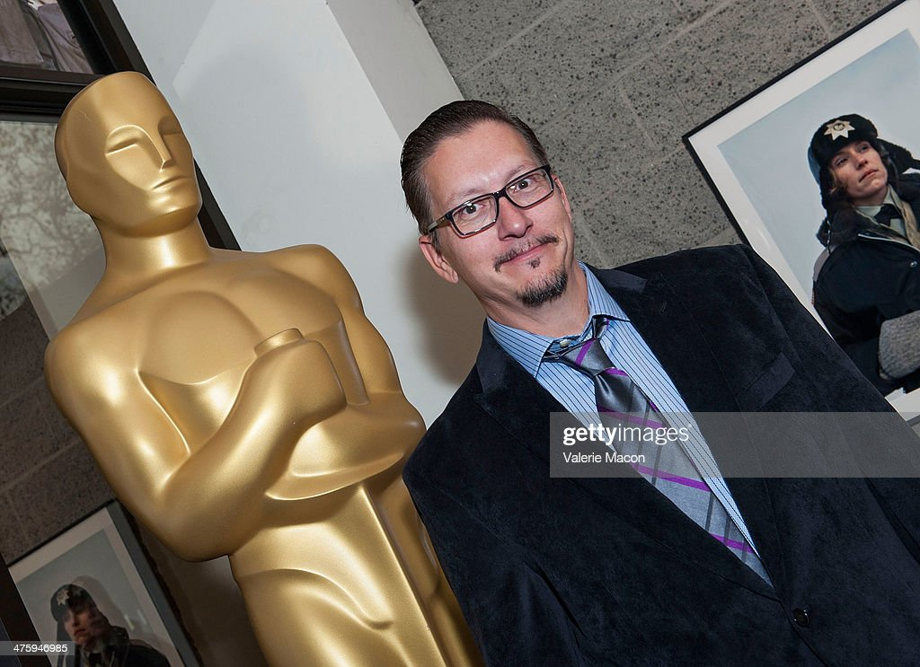 Stephen Prouty attends the 86th Annual Academy Awards Oscar Week Celebrates Makeup And Hairstyling Oscar-Nominated Films at AMPAS Samuel Goldwyn Theater on March 1, 2014 in Beverly Hills, California.