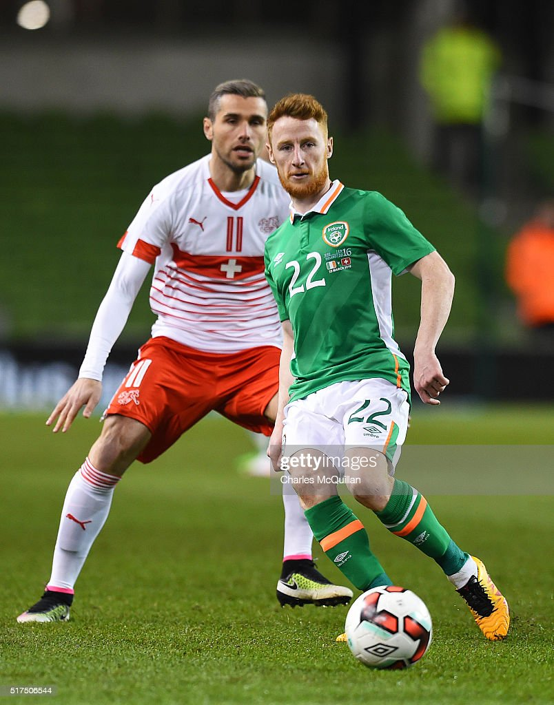Republic of Ireland v Switzerland - International Friendly