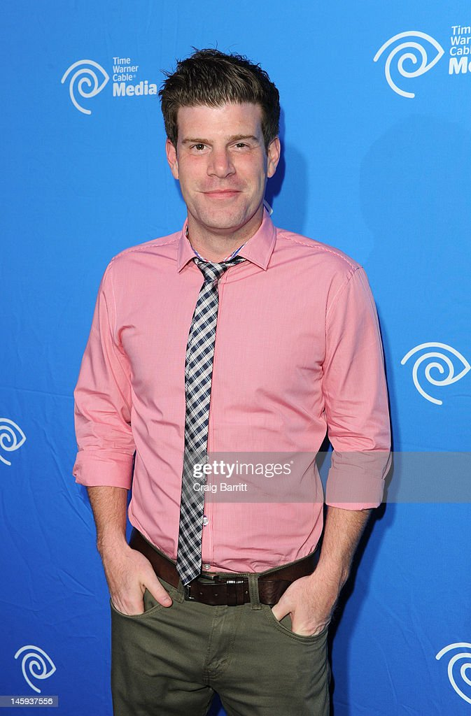 Stephen Rannazzisi attends the Time Warner Cable Media 'Cabletime' Upfront at Yotel Hotel on June 7, 2012 in New York City.