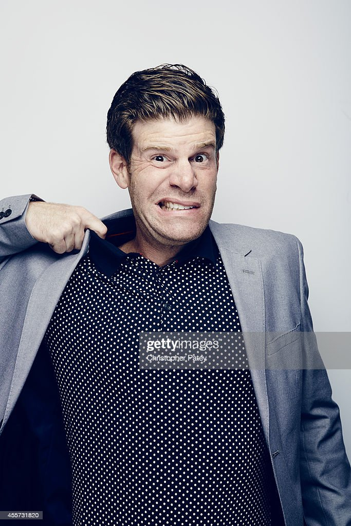 Stephen Rannazzisi poses for a portrait on July 22, 2014 in Beverly Hills, California.
