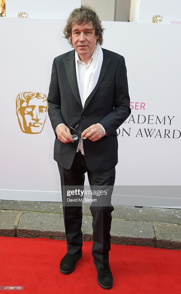 Stephen Rea attends the House of Fraser British Academy Television Awards at Theatre Royal, Drury Lane, on May 10, 2015 in London, England.