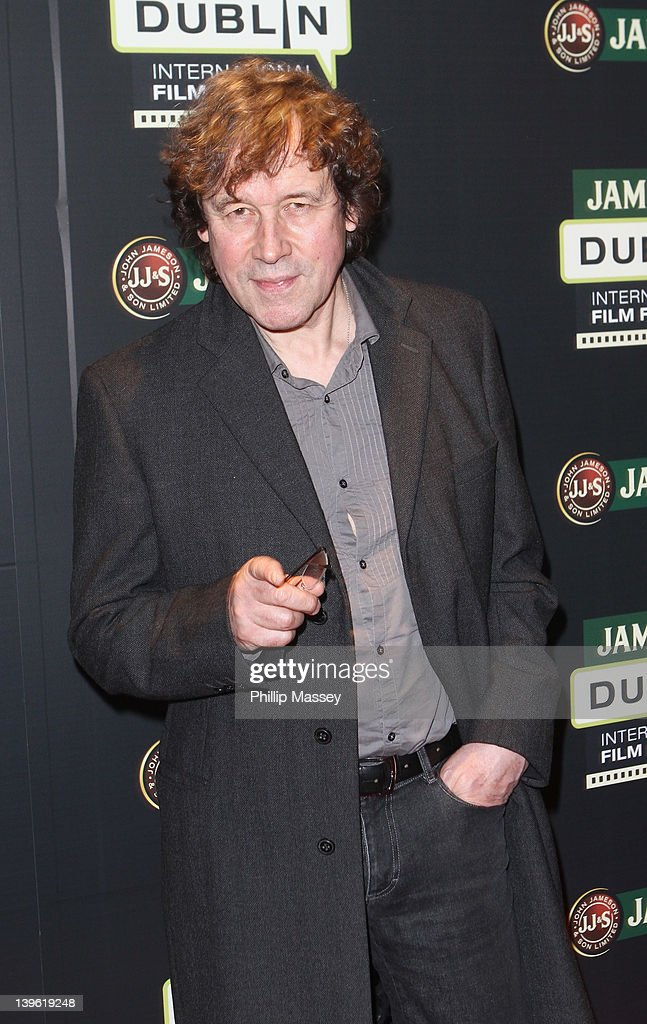 Stephen Rea attends the screening of 'Stella Days' as part of the Jameson Dublin International Film Festival at Cineworld on February 23 2012 in...