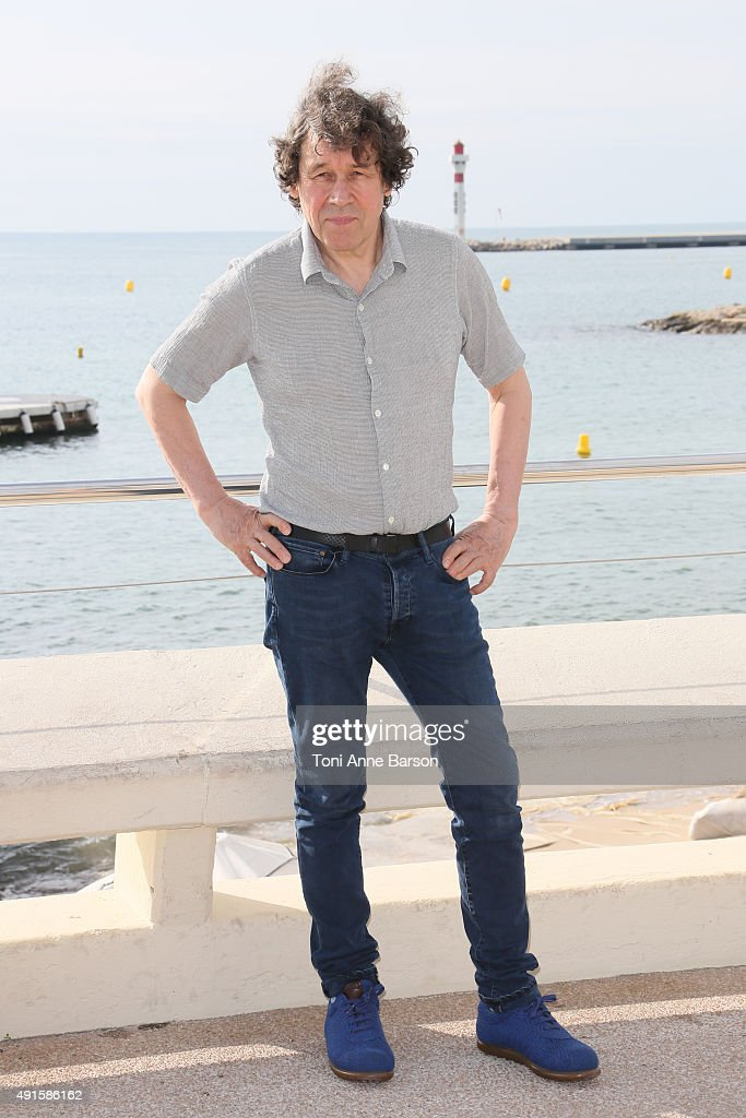 Stephen Rea attends 'War Peace' photocall on La Croisette on October 6 2015 in Cannes France