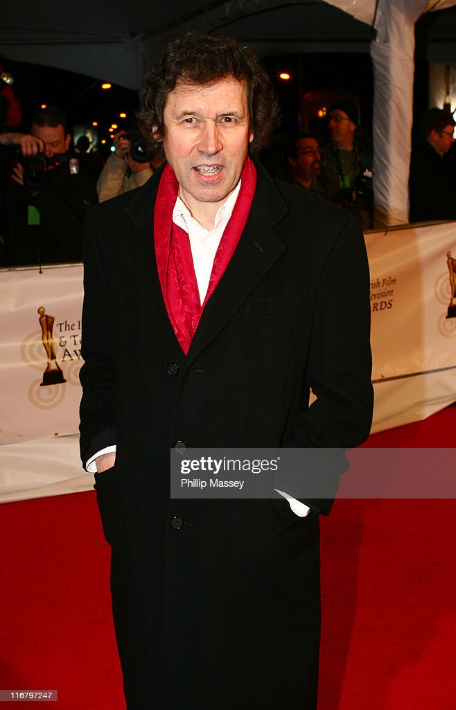 Stephen Rea during 2007 Irish Film and Television Awards Red Carpet Arrivals at RDS in Dublin Ireland