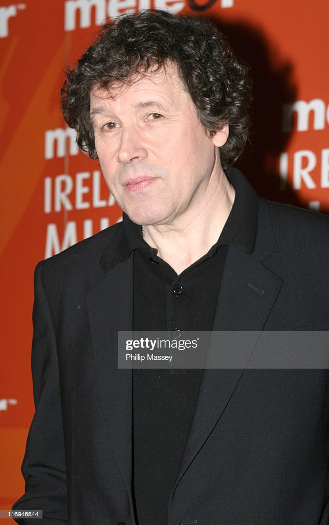Stephen Rea during Meteor Ireland Music Awards 2006 Press Room at The Point in Dublin Ireland