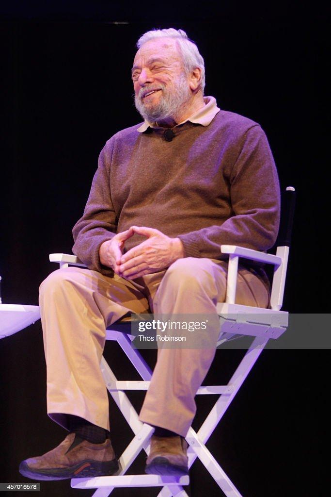 The New Yorker Festival 2014 - Stephen Sondheim In Conversation With Adam Gopnik