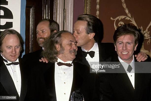 Stephen Stills David Crosby Peter Fonda and Graham Nash