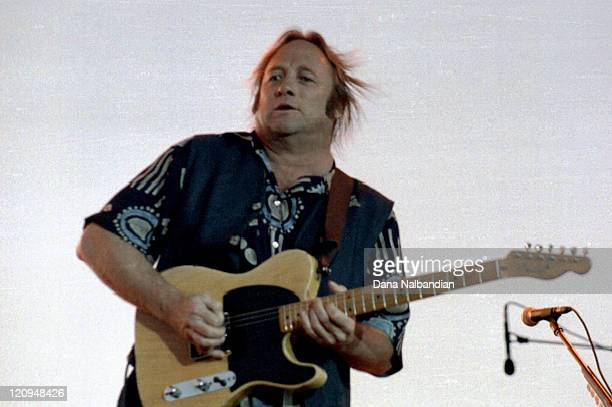 Stephen Stills of Crosby Stills and Nash during Crosby Stills and Nash Performs At The Gorge In George July 9 1994 at The Gorge In George in George...