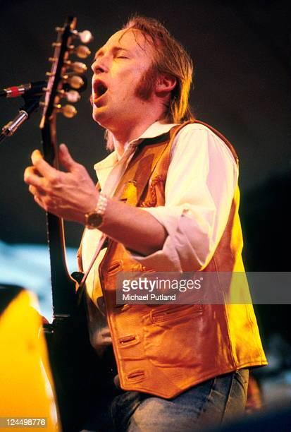 Stephen Stills performs on stage New York June 1979