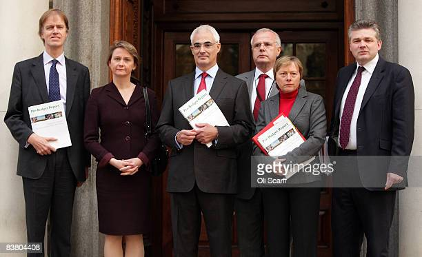 Stephen Timms the Financial Secretary Yvette Cooper the Chief Secretary Alistair Darling the Chancellor of the Exchequer Paul Myners the Financial...