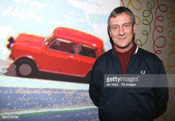 Stephen Tompkinson arrives at the screening of The Italian Job in HD on Sky Movies at the Soho Hotel London