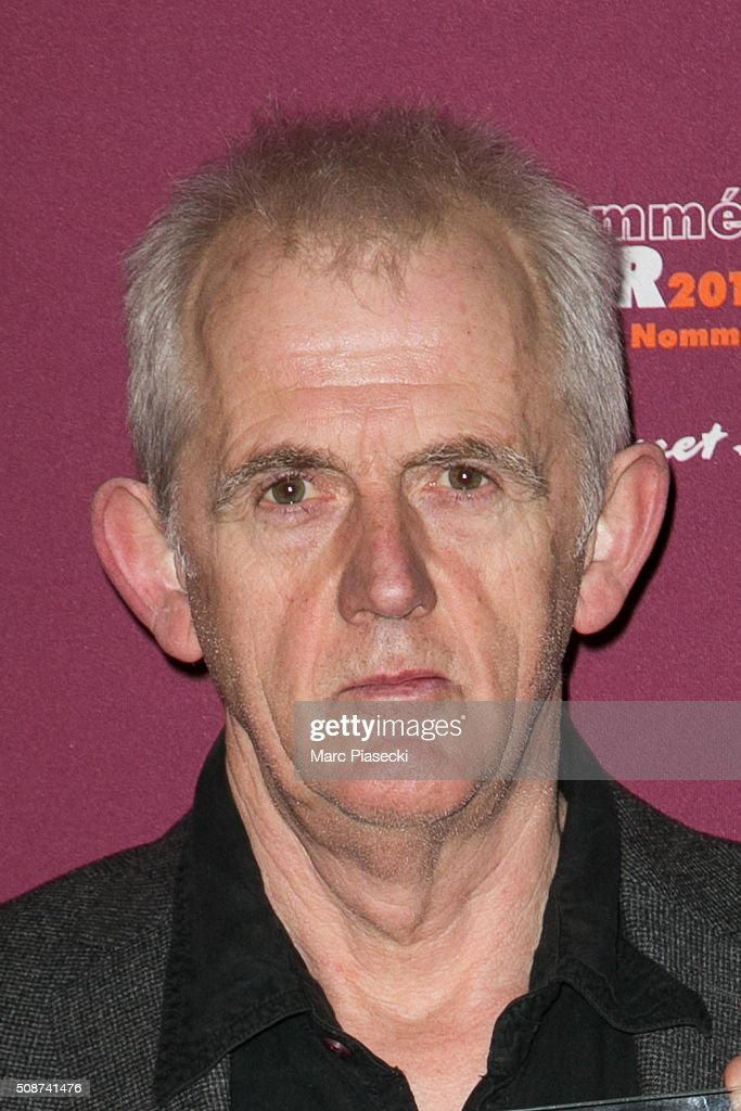 Stephen Warbeck attends the 'Cesar 2016- Nominee luncheon' at Le Fouquet's on February 6, 2016 in Paris, France.