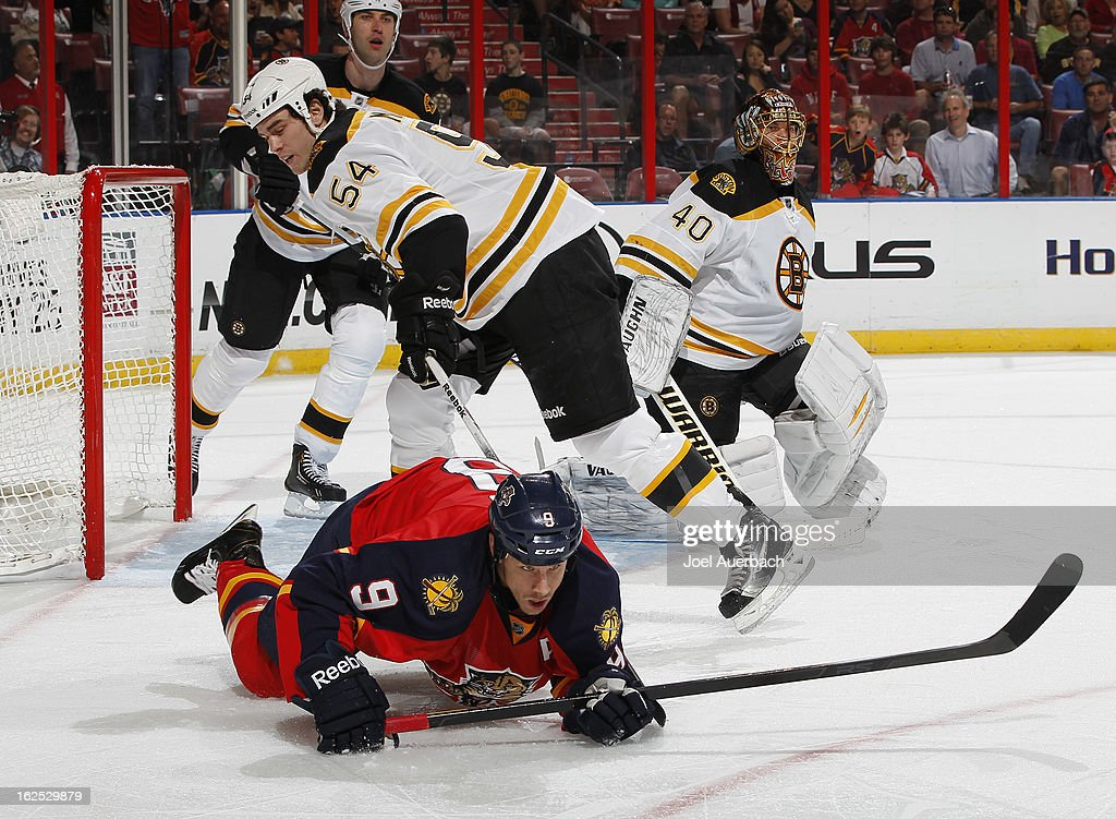 Boston Bruins v Florida Panthers