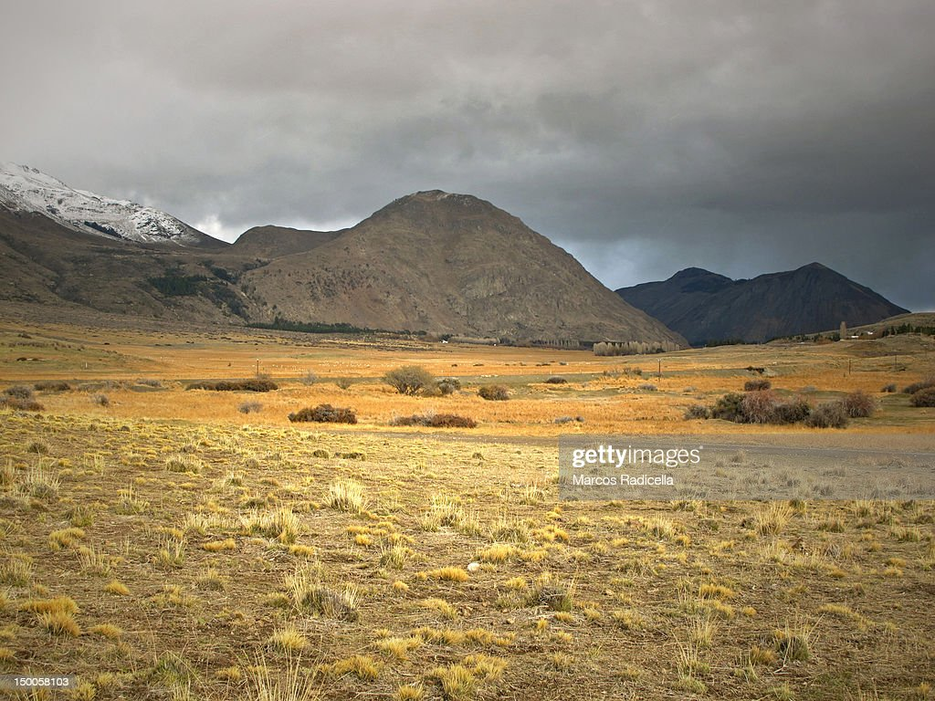 Steppe Patagonia Argentina