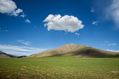 Steppes of Mongolia