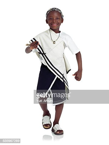 Stepping out in traditional style : Stock Photo