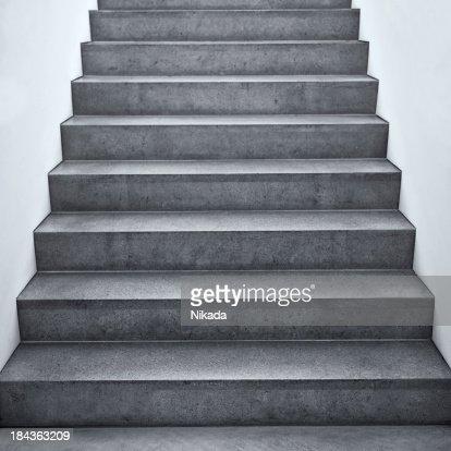 Treppen in einem Gebäude