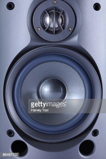 Stereo Speaker : Foto de stock