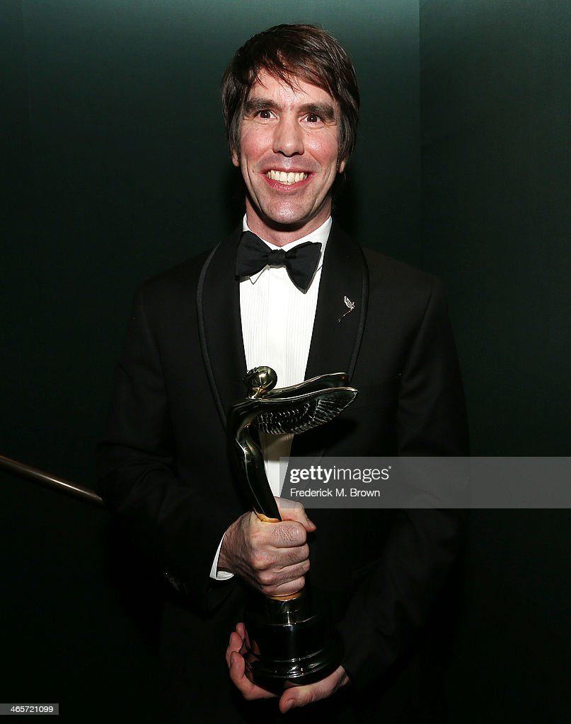 Stereo supervior Chris Parks ('Gravity'), is being honored during the 2014 International 3D and Advanced Imaging Society's Creative Arts Awards at the Steven J. Ross Theatre, Warner Bros. Studios on January 28, 2014 in Burbank, California.