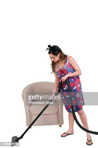 Stereotypical household chores : Foto de stock