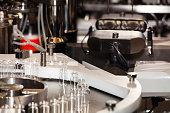 Steriline isolators equipment, robotic asepting compounding system